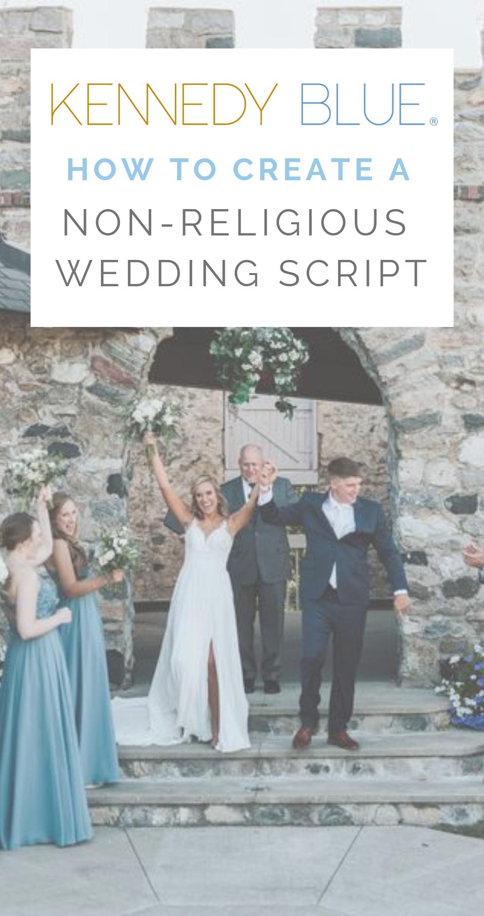 Non Religious Wedding.How To Create A Non Religious Wedding Script Be Your Inspiration