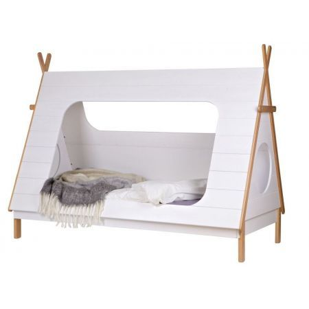 Beds And More Kinderbedden.Woood Tipi Kinderbed 90x200cm Nice Bed For The Kidsroom Play And