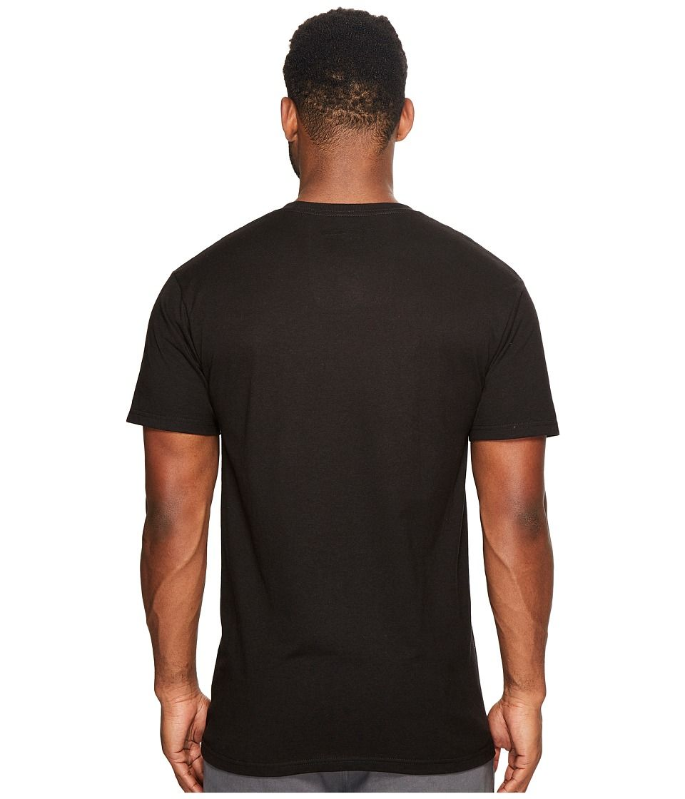 1315d66e7a Vans Full Patch Tee Men s T Shirt Black White