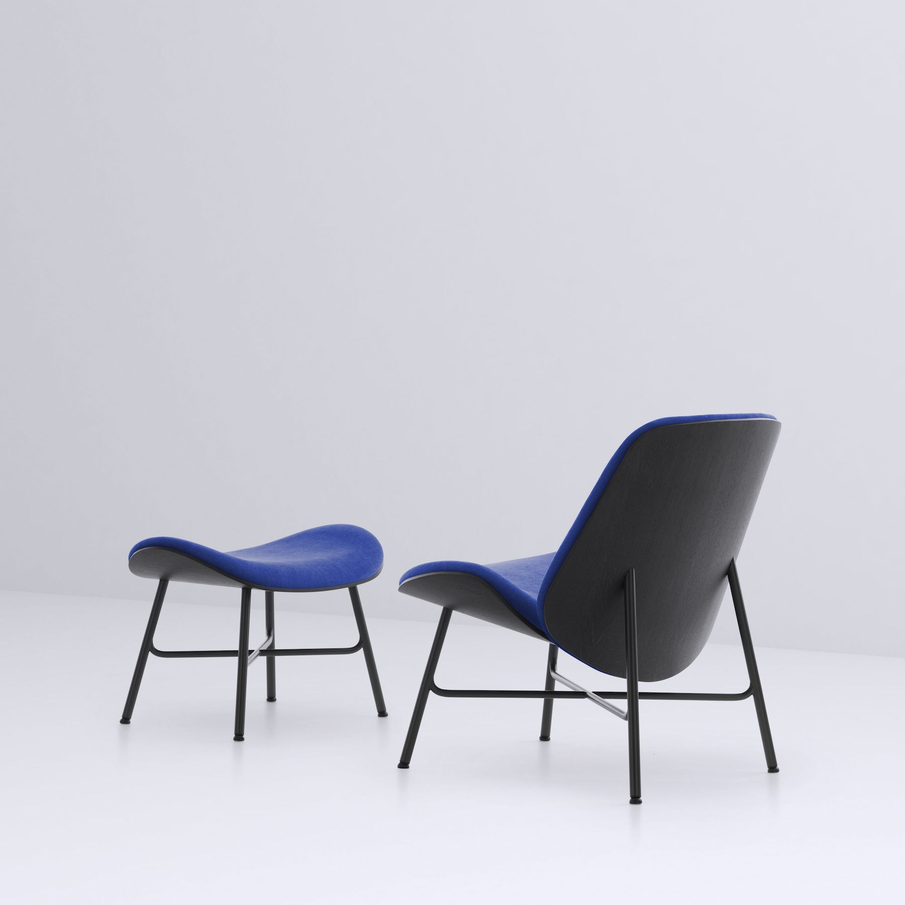 Nihan Is A Minimal Chair Created By Munich Based Designers Bosetti  # Muebles Lema Rosario