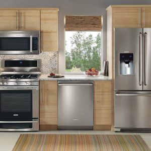 Samsung Stainless Steel Kitchen Appliance Packages