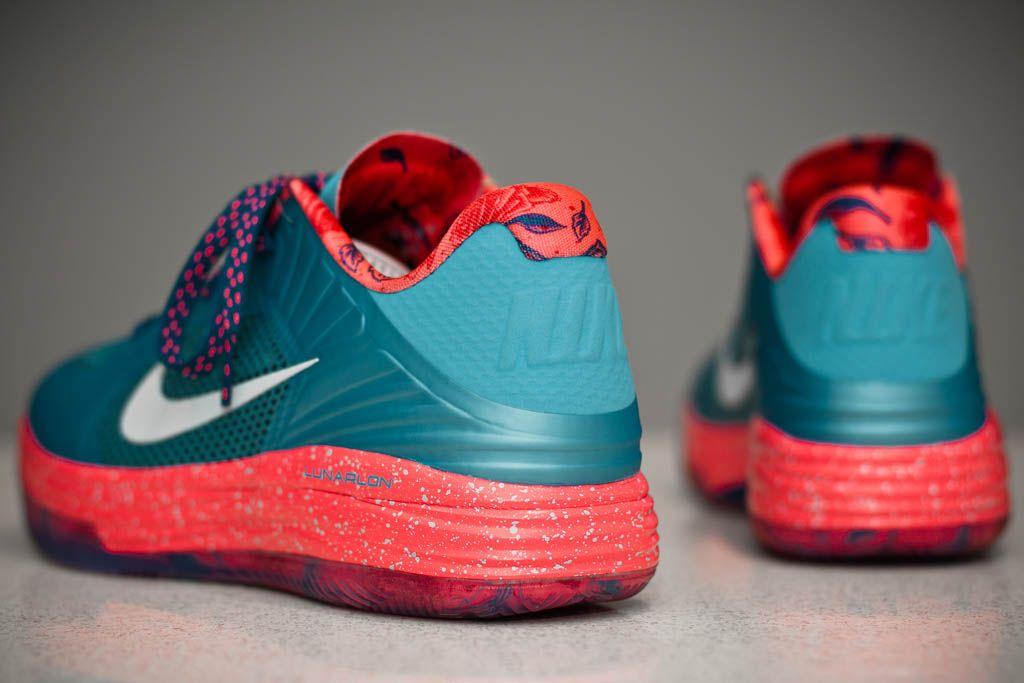 f9ded577688a Ladies got sneaker love too! Nike Lunar Hypergamer Low - Rose ...