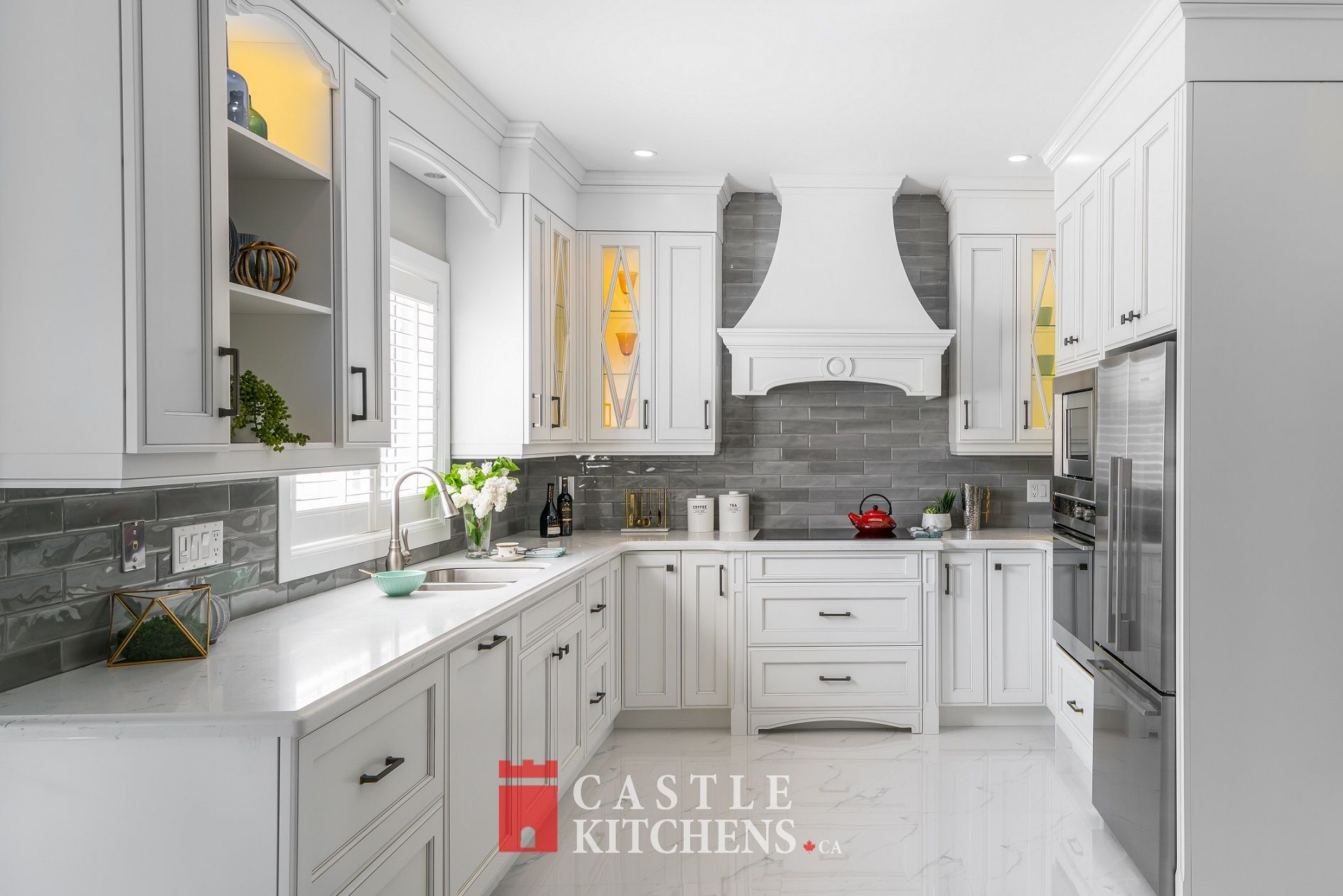 Pin By Castle Kitchens On White Kitchens Buy Kitchen Cabinets Kitchen Cabinets Best Kitchen Cabinets