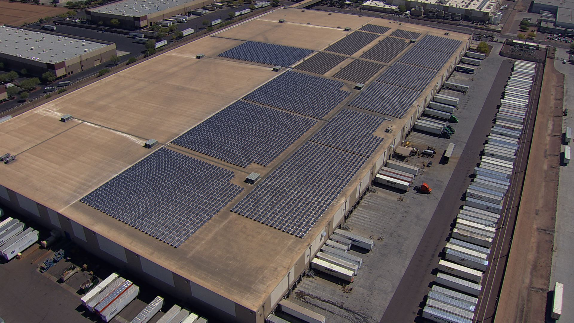 Using The Sun To Power Pepsico Operations Photovoltaic Panels Solar Panels Solar