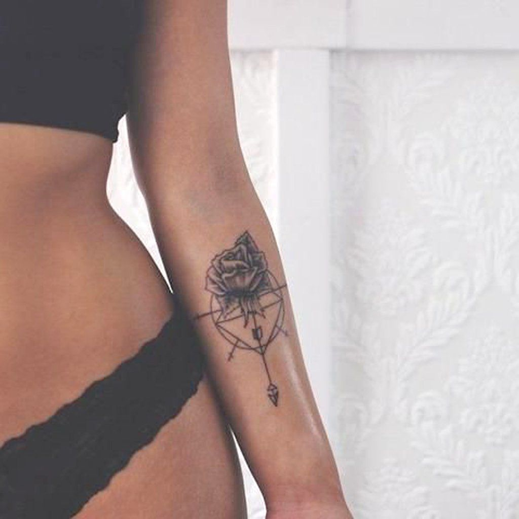 Small Tattoo Forearm: 30+ Unique Forearm Tattoo Ideas For Women