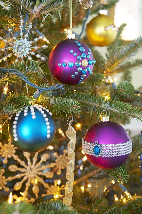50 Homemade Christmas Ornaments for Your Tree Adhesive, Ornament