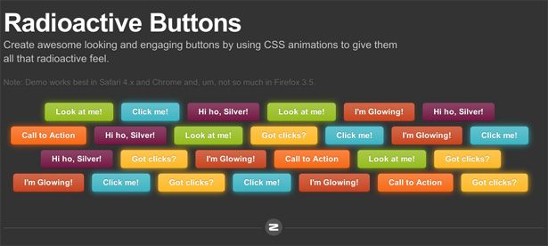 Css Buttons Tutorials And Examples