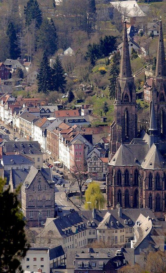 Church Auf Deutsch