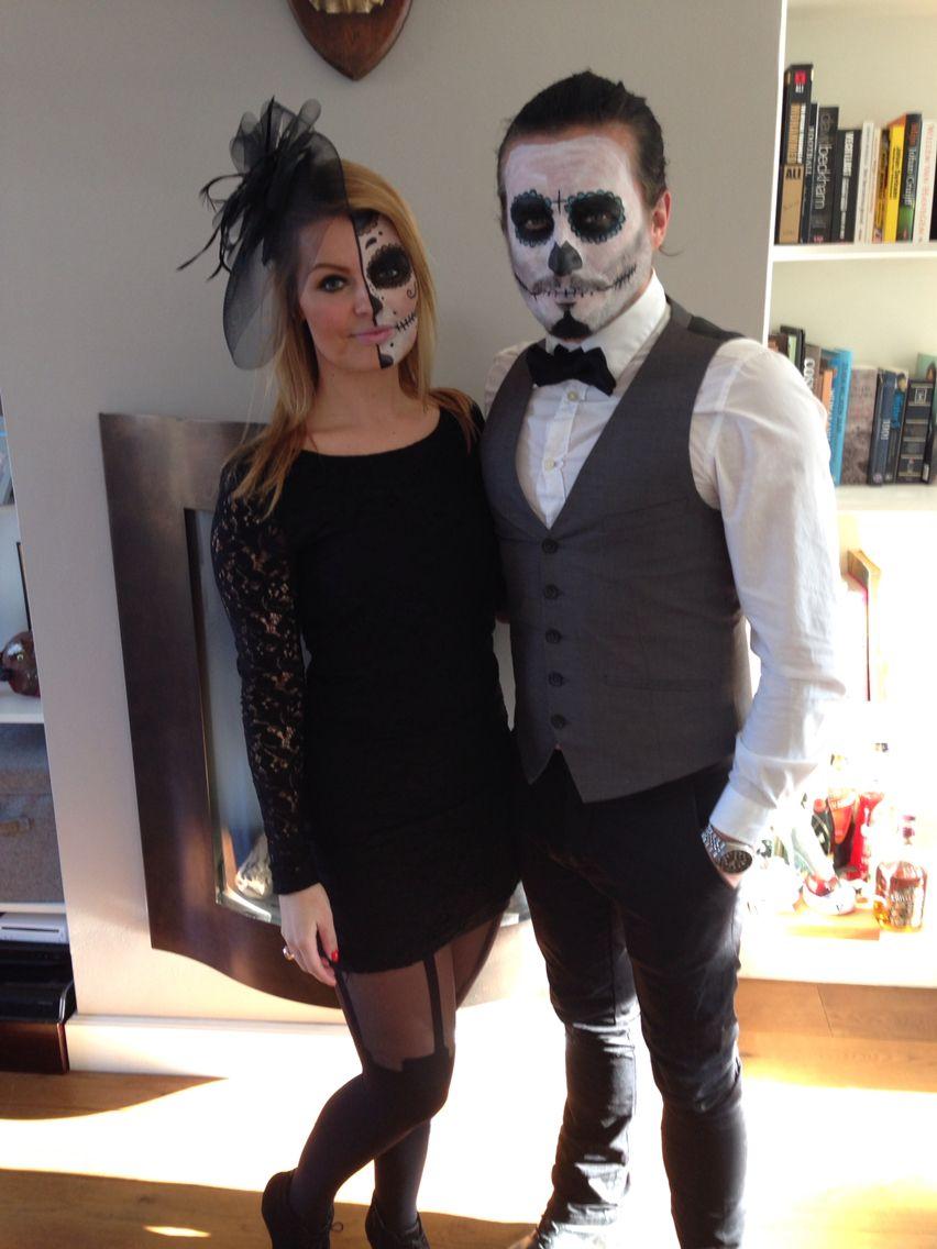 Sugar skull schmink carnaval halloween halloween