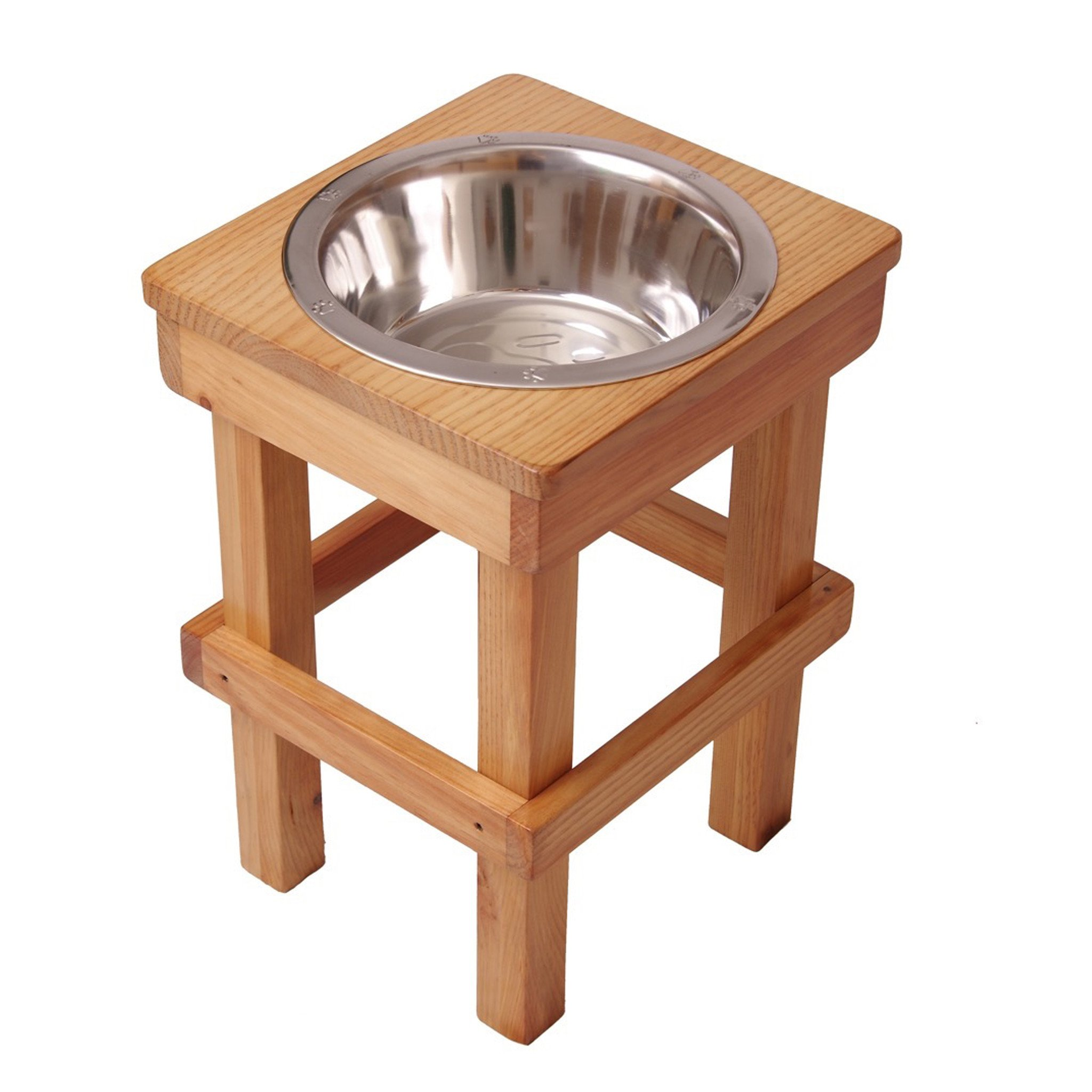 new sizes raised dog dish il products triple double elevated newfoundland single metal fullxfull bowl holder art or feeder