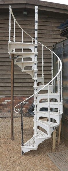 Best Reclaimed Metal Spiral Staircase For Sale At Ukaa Stairs 640 x 480