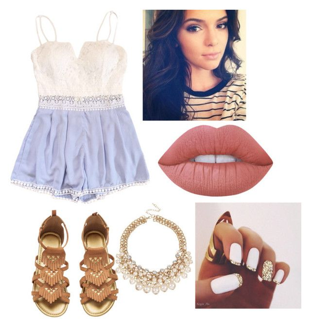 """""""Birthday beauty"""" by princessgracieneland on Polyvore featuring Lime Crime"""