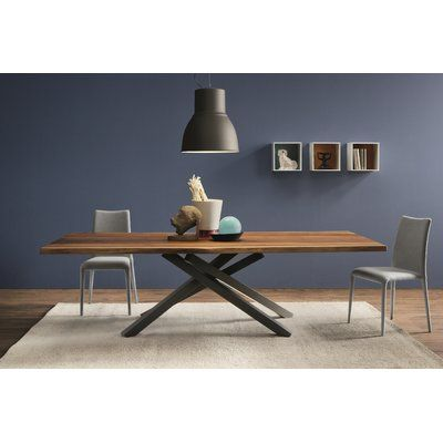 Midj Pechino Dining Table Size 29 5 H X 98 4 L X 41 7 W Top