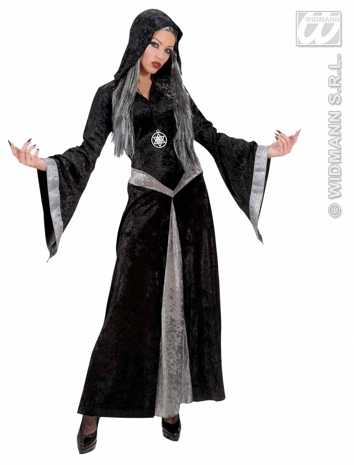 female wizard costumes | Carnival-costumes: Female magician ...