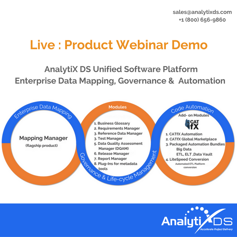 Best Webinars AnalytiX DS Images On Pinterest Ds Join And - Data mapping requirements