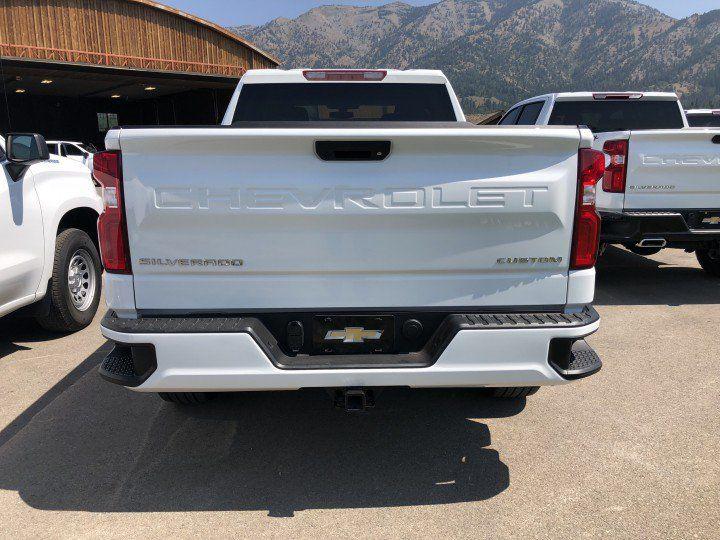 2019 Chevrolet Silverado 1500 Custom Exterior Wyoming Media Drive
