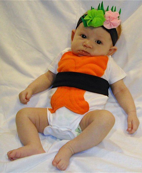 Sushi Foll Best Halloween Costumes for Kids Ever - momme - mom halloween costume ideas