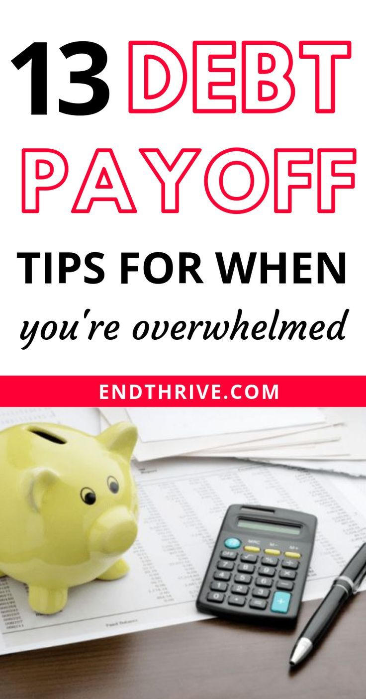 The 13 Debt Tips I Used to Pay Off Over $76,000 in 19 Months Are you overwhelmed by your debt? Here are my debt payoff secrets for paying off your credit card debt. If you need a little debt payoff motivation, here's how I used the debt snowball. This is my debt snowball story. If you're wondering how to start the Dave Ramsey plan, this is you start.