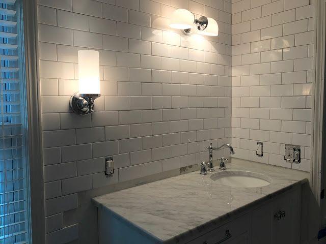pottery barn mercer bathroom light