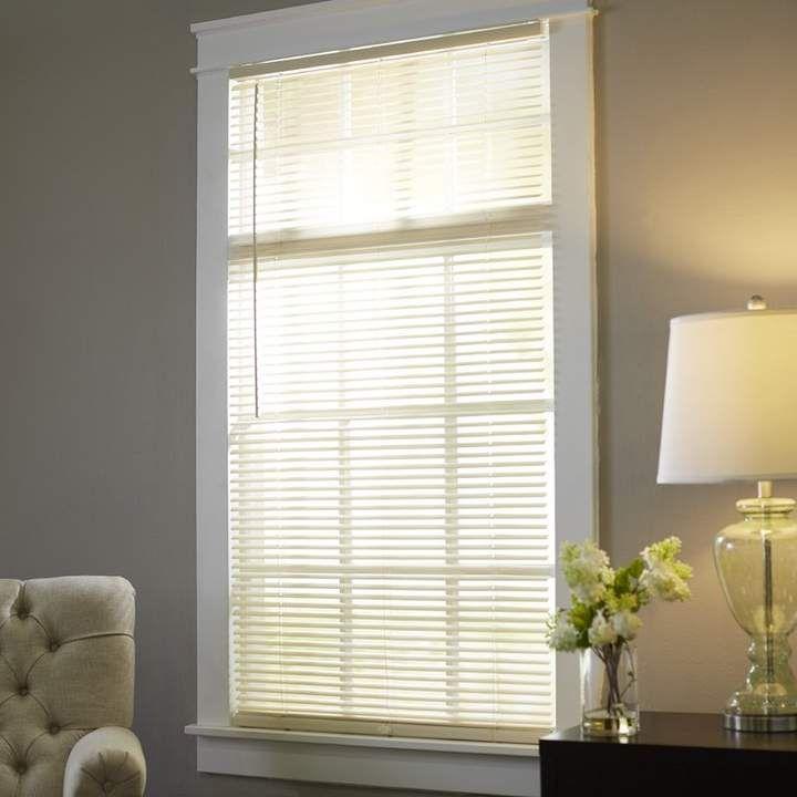 Wayfair Basics Susan Semi Sheer Venetian Blind Venetian Blinds Best Blinds Living Room Blinds
