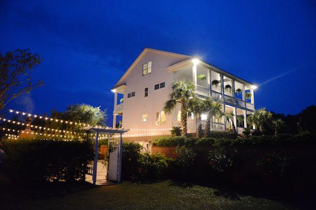 Watson House Emerald Isle Nc Crystal Coast Real Wedding Emerald Isle Nc Emerald Isle Crystal Coast