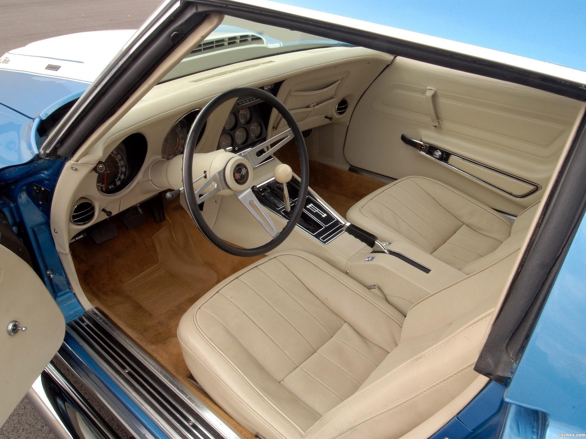Photos Chevrolet Corvette C3 Baldwin-Motion Phase III 1969 - Photo 5