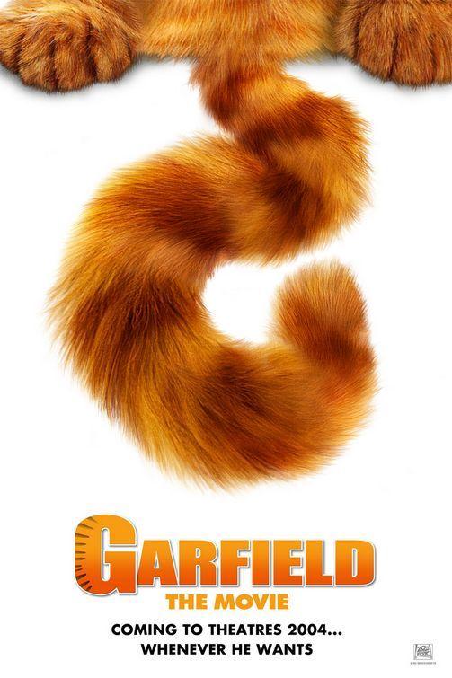 Garfield Movie Poster 2004 1080p E Hd 1080p
