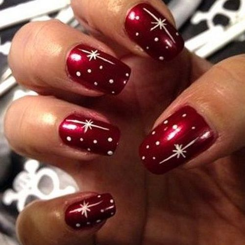 Diy christmas nail art 50 christmas nail designs you can do diy christmas nail art 50 christmas nail designs you can do yourself solutioingenieria Image collections