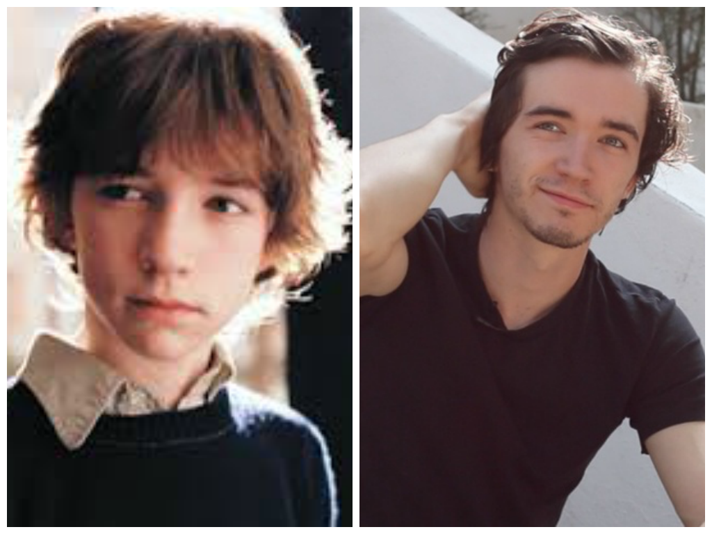 Liam Aiken (Klaus Baudelaire) -- A Series of Unfortunate ...Liam Aiken Series Of Unfortunate Events