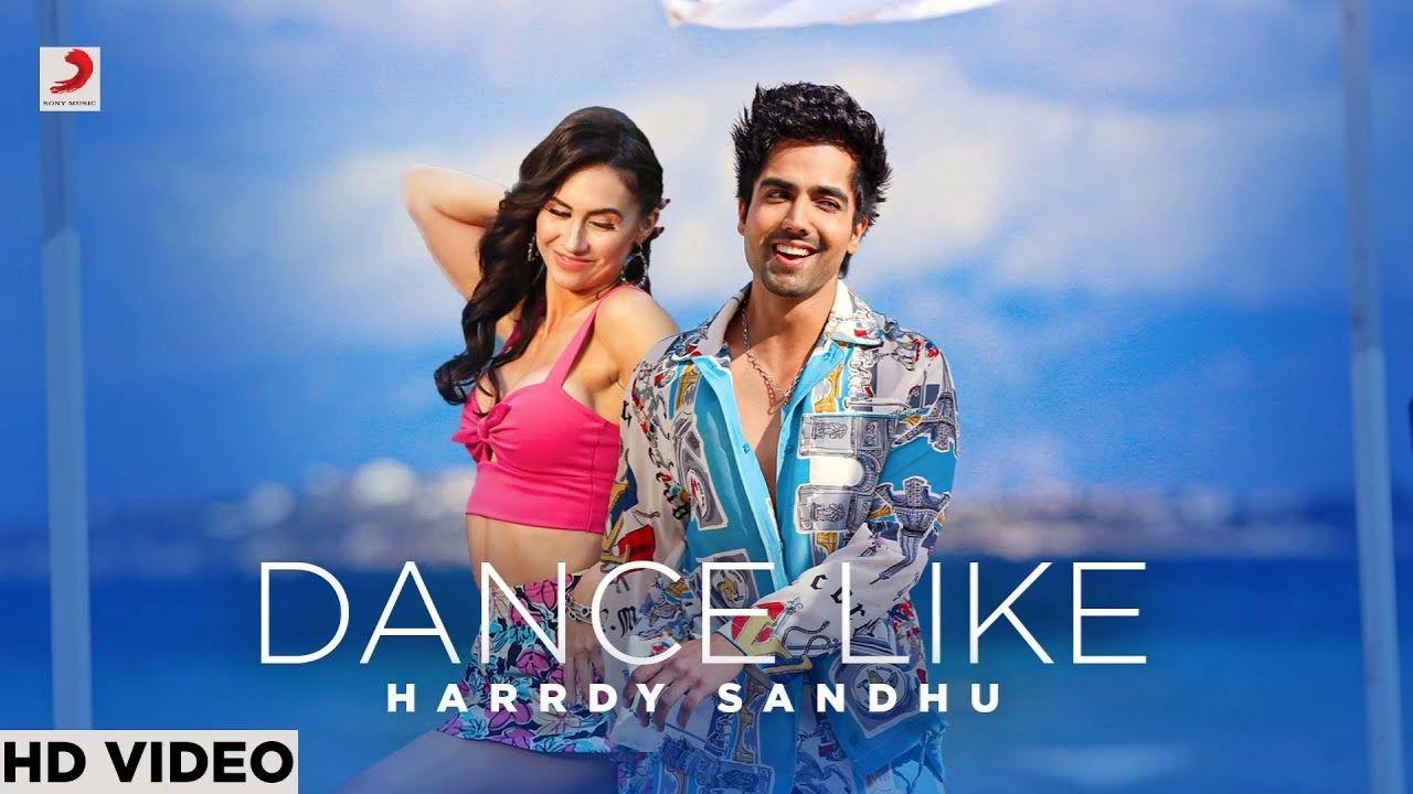 Harrdy Sandhu Dance Like Lauren Gottlieb Jaani B Praak Latest Dream Team Youtube Adele