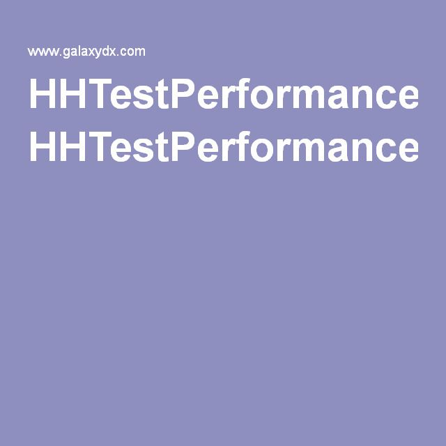 Galaxy Bartonella ePCR panel for confirmation of Chronic infection HHTestPerformance.pdf