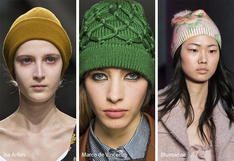 b0e21cb921d New Fall  Winter 2018-2019 Hat Trends