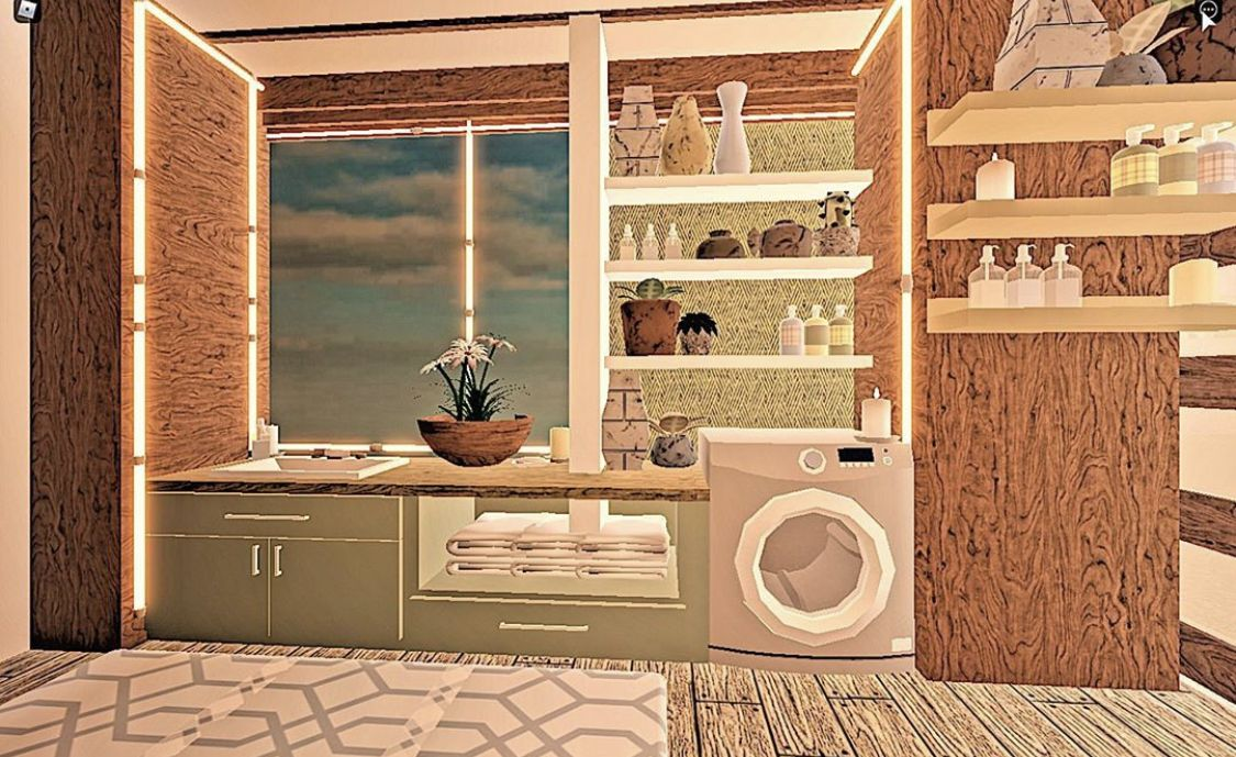 Not Mine Laundry Room In 2020 House Decorating Ideas Apartments Home Building Design Unique House Design