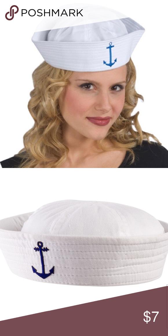 Costume Sailor Hat Sailor Hat Hats Fashion Tips