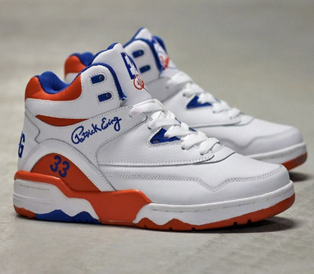 Ewing Athletics Guard-Knicks- want them with the gum sole. 886c31e4b