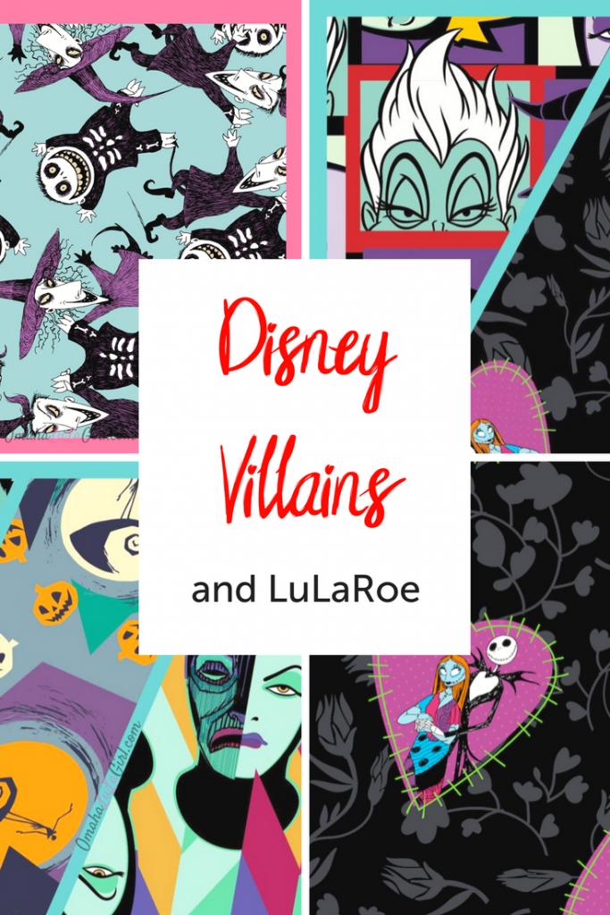 c697e9788246b1 Disney Villains Collection for LuLaRoe | Buttery soft leggings ...