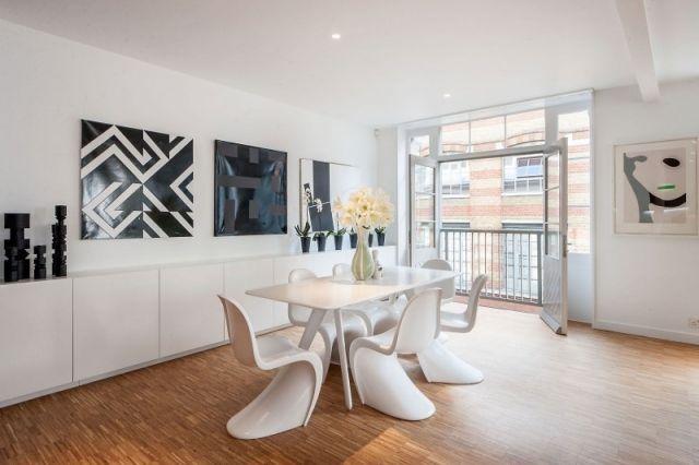 salle à manger contemporaine - 111 idées de design réussi | chaise ... - Modele De Salle A Manger Contemporaine