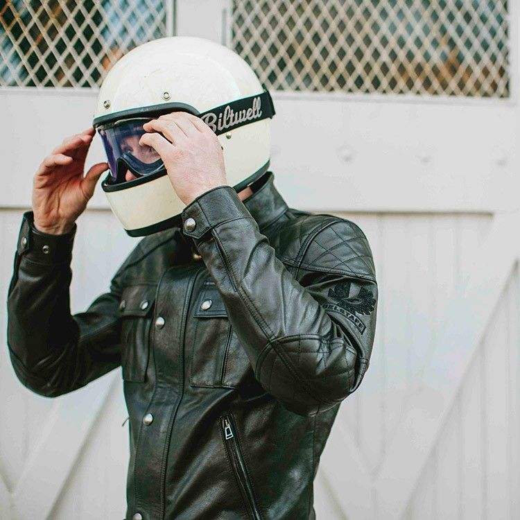 93b39dc8ad Union Garage NYC | Belstaff Brooklands Leather - Jackets ...