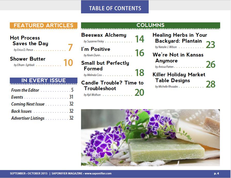 home - Saponifier Magazine