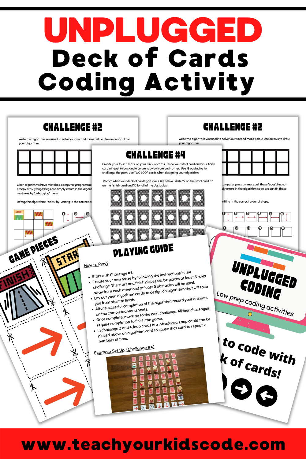 Unplugged Coding Activity In 2021 Unplugged Coding Activities Teaching Coding Classroom Coding [ 1500 x 1000 Pixel ]