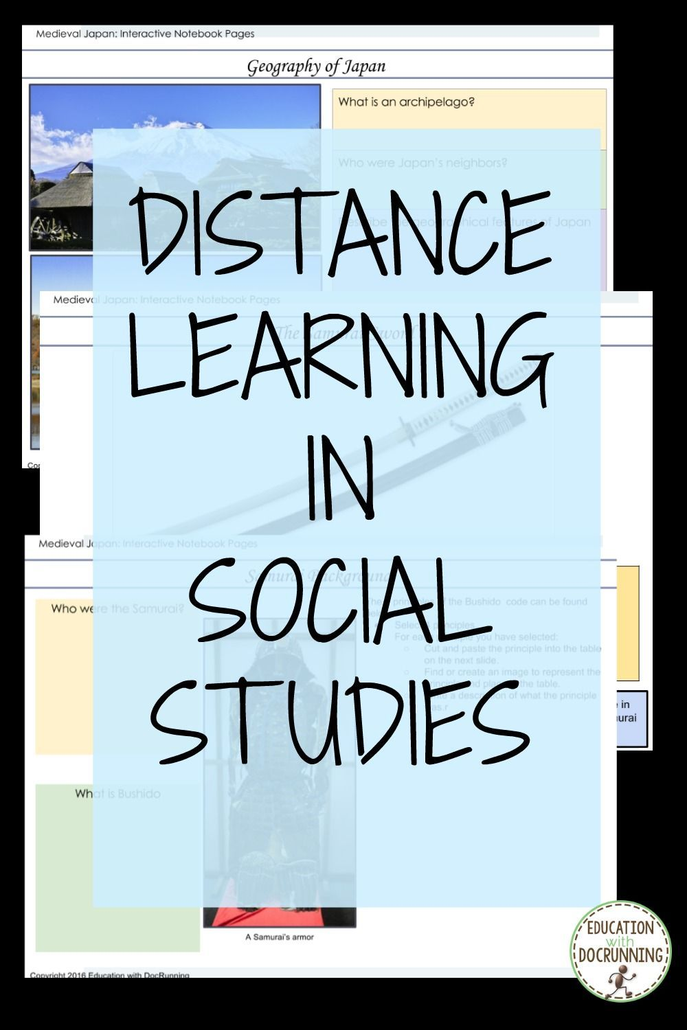 Social Studies Distance Learning In 2020 Distance Learning Education Distance Learning Social Studies Classroom