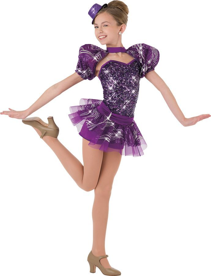 16373- Wanna Be (2 in 1) | Dance costumes | Pinterest