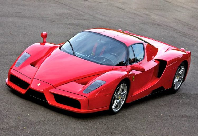 A Closer Look at The 2002 Ferrari F60 Enzo | Ferrari enzo, Dream cars bmw,  Ferrari