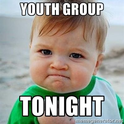 Image result for youth church funny
