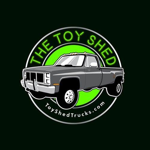 Classic Logo For Truck Restoration Company