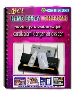 Promosi Obat Jerawat Nano Spray Hongkong Obat Jerawat Jerawat Perawatan Wajah
