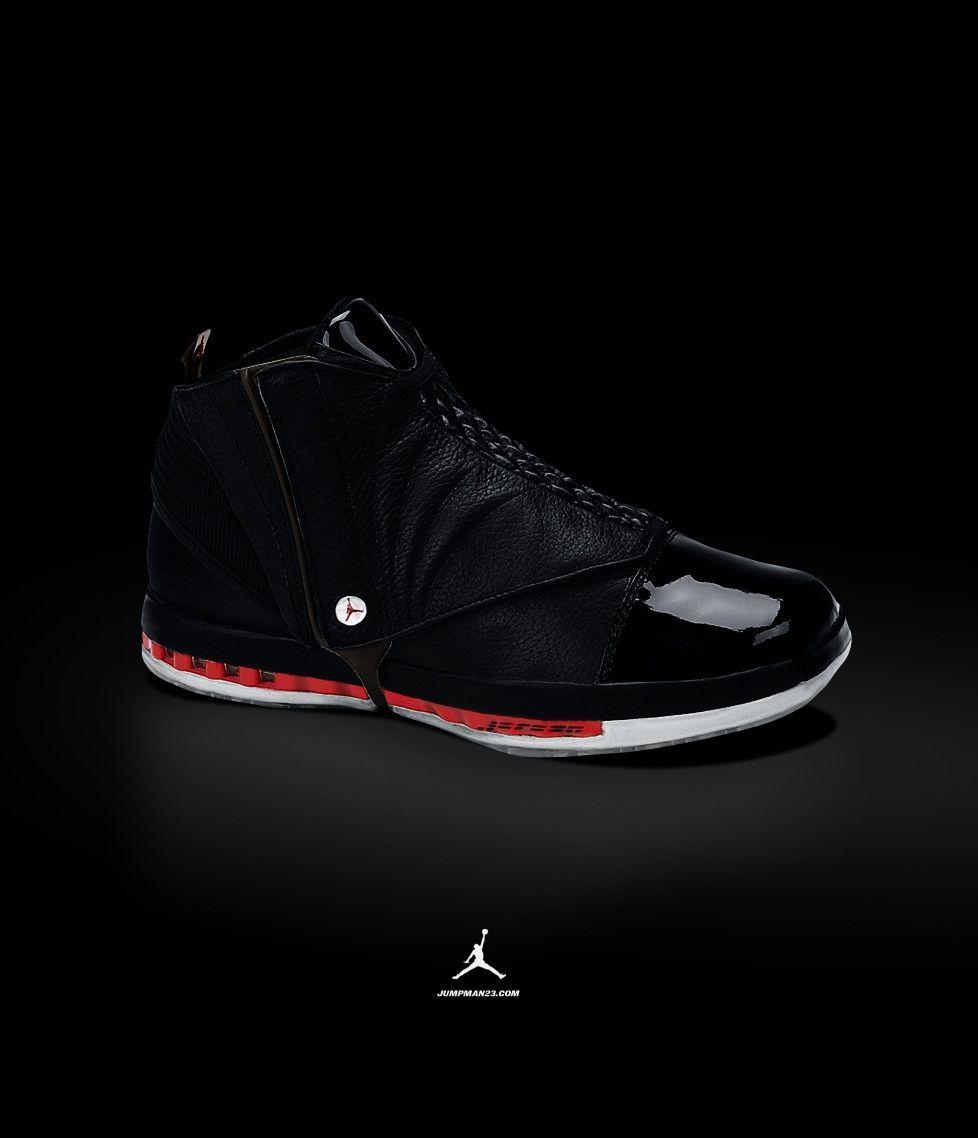 Air Jordan XVI | Air jordans, Air