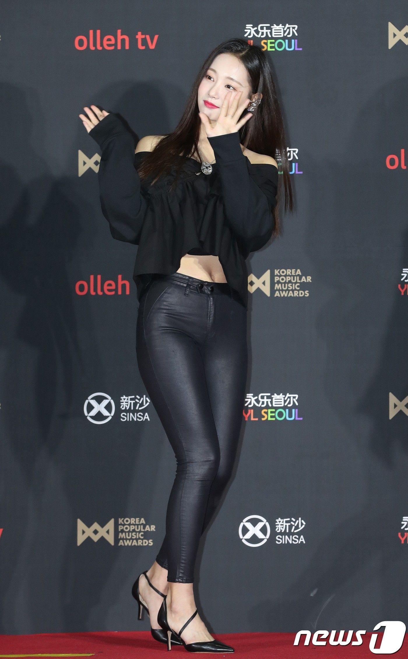 Velvet pants asian girls