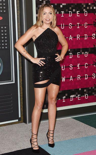 Brandi Cyrus - VMAs 2015 Red Carpet