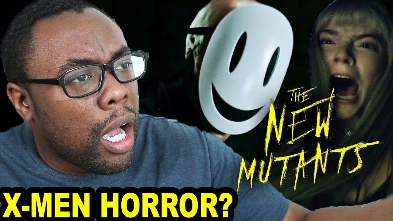 X Men New Mutants Can Marvel Horror Movies Work Andre Black Nerd Youtube With Images X Men Horror Movies Nerd